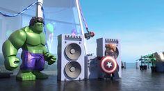 LEGO Marvel Avengers Reassembled   Episode 1
