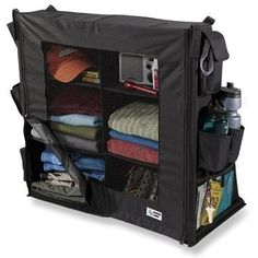 The Camping Logic Camping Closet.  It's not made anymore but wish I could find it.