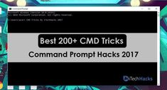 Top 200+ Best CMD Tips, Tricks And Hacks Of 2017