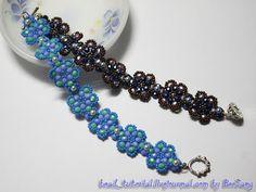 Pattern bijoux: Bracciale Zeboim