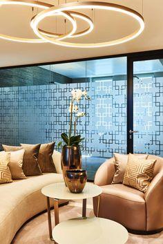Austria / Vienna / Collection Unique Business Centre / Lobby / Cravt / Majestic / Soho / Maretti Lighting / Eric Kuster / Metropolitan Luxury