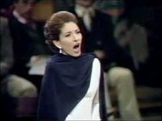 """Maria Callas sings """"Suicidio"""" from """"La Gioconda"""" by Amilcare Ponchielli.  The audio is great."""