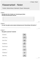 notenlinien mit violinschl ssel musik f r kinder piano sheet music piano sheet und music. Black Bedroom Furniture Sets. Home Design Ideas