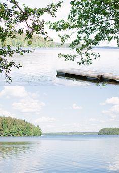 Finnish lake scenery I Petra Veikkola Photography www.petraveikkola.com