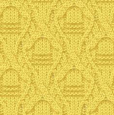 "Photo from album ""Рельефные узоры on Yandex. Lace Knitting Stitches, Knitting Charts, Stitch Patterns, Knitting Patterns, Crochet Patterns, Free Pattern, Knit Crochet, Diy And Crafts, Album"
