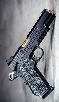 Salient Arms 1911Save those thumbs & bucks w/ free shipping on this magloader I purchased mine http://www.amazon.com/shops/raeind   No more leaving the last round out because it is too hard to get in. And you will load them faster and easier, to maximize your shooting enjoyment.