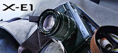 Additional Fujifilm X-E1 coverage