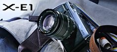Fujifilm XE-1 Announced- More Affordable version of the X-Pro1