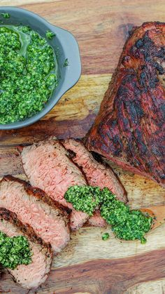 This simple and savory grilled Tri-Tip recipe from Jess Pryles is perfect for summer. Summer Grilling Recipes, Grilling Tips, Beef Tri Tip, Grilled Beef, Arugula, Avocado Toast, Pesto, Beef Recipes, Easy Meals