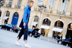 Paris – Veronika Heilbrunner. Photo © Wayne Tippetts