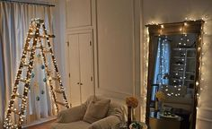 Don't Like Traditional Christmas Trees? Try Out One of These 7 Festive DIY Alternatives « Christmas Ideas