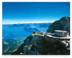 Mount Rigi... Switzerland