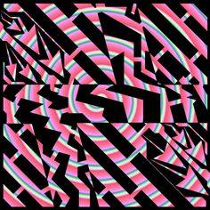 abstract art MAZE