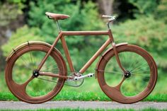 Booomers Launches World's 1st Bamboo Electric Bike