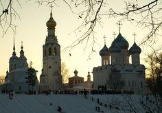 Vologda Kremlin, Russia