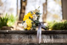 Country style bouquet, more color, oranges.