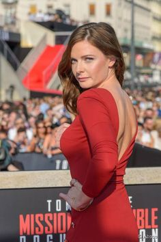 53 Hot Pictures Of Rebecca Ferguson Are Just Too Hot To Handle Hollywood Celebrities, Hollywood Actresses, Female Celebrities, Female Actresses, Actors & Actresses, Rebecca Ferguson Hot, Rebecca Fergusson, Beautiful People, Beautiful Women
