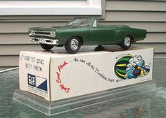 1969 Dodge Coronet 500 Convertible promo model