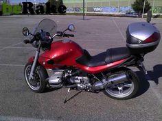 Vendo Moto bmw r850r, año 2006, solo 7000km, sin uso, abs, puños calefactables, baul, cupula. completamente nueva, mejor ver y probar... Motos Bmw, Motorcycle, Vehicles, Bmw Motorrad, Biking, Car, Motorcycles, Motorbikes, Vehicle