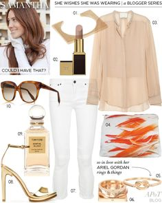 Styled by Samantha | Could I Have That? - A PIECE of TOAST // Lifestyle + Fashion Blog // Dallas