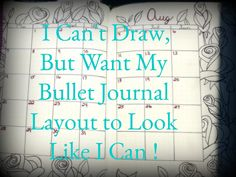 PlanneryButterfly: I Can't Draw, But Want My Layout to Look Like I Ca...