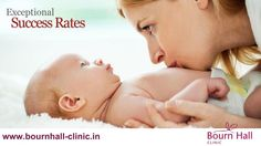 Exceptional Success Rates for IVF Treatment in Bournhall Clinic..