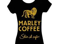 """I'm researching coffee for a one day coffee festival I""""m producing, and came across Marley Coffee. I love/hate this. I want to love a cup of the same coffee that Bob Marley drank.. but really, I don't think that's what this brand is about. Good things here though on the superficial tip: Marley, lions, coffee. I'll reach out and see if i find One Love in a cup of Marley."""