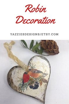 Excited to share this item from my #etsy shop: Bird, Christmas tree decoration, festive robin,home decoration, tree decoration, woodland christmas decoration, #art #christmas #red #robindecoration #bullfinch #treedecoration #christmasornament Woodland Christmas, Etsy Christmas, Christmas In July, All Things Christmas, Handmade Christmas, Christmas Crafts, Christmas Ornaments, Christmas Decorations For The Home, Christmas Themes