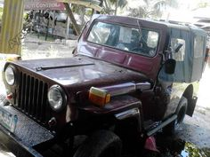 [For Sale:] TOYOTA JEEP. View details here: http://www.tsadaspeaks.com/viewtopic.php?f=30&t=844