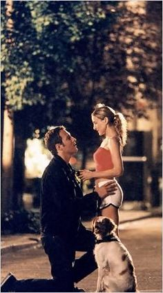 Sex & the City : Photo John Corbett, Sarah Jessica Parker
