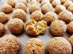 Kuskusové kuličky - DIETA.CZ Food Art, Ham, Side Dishes, Muffin, Good Food, Brunch, Paleo, Food And Drink, Menu