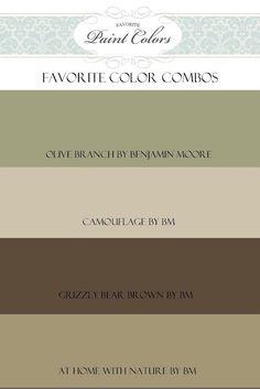Los colores de mi sala