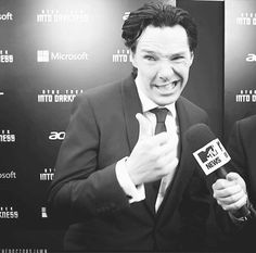 WHAT?!?!? He just can't help but be adorable, can he?