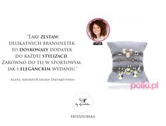 Rekomendacja By Dziubeka na polki.pl <3 #bydziubeka #jewerly # #fashion #style #magazine #pressroom #press