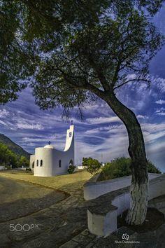 Agios Nikolaos, Samos, Greece