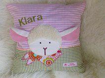 Kissen  Schaf mit Name