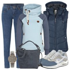 RealAutumn Outfit - Herbst-Outfits bei FrauenOutfits.de