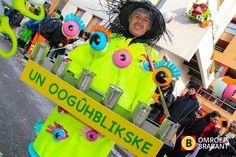 Carnavalsoptocht in Tilburg