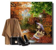 """Shein 4/10"" by erina-salkic ❤ liked on Polyvore"