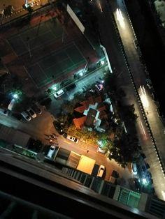 Triangle spot in Cempaka Putih Apartment