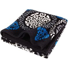 Vera Bradley Throw Blanket ($49) ❤ liked on Polyvore featuring home, bed & bath, bedding, blankets, vera bradley, light weight blankets, colorful throw blanket, vera bradley blanket, oversized blankets and colorful blankets