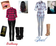 """""""everyday out"""" by cassierice on Polyvore"""