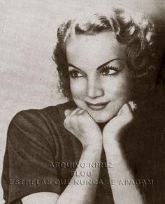 CARMEN MIRANDA -  1930