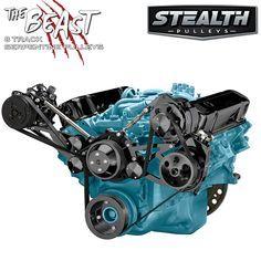 PONTIAC 400 RAM AIR IV 370 hp, 400 cu. in. V8 with 10.75