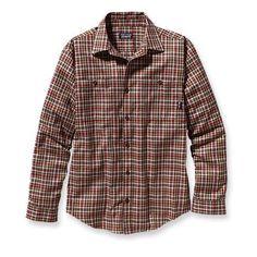 Patagonia Men's Long-Sleeved Pima Cotton Shirt