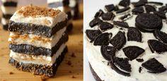 Oreo-Kuchen! 3 schokoladig-fantastische Rezepte