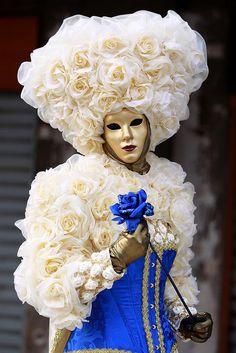 Color Theory Therapy| Serafini Amelia| Colorful-Carnival In Venice-Carnaval de Venise