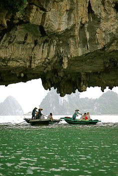 Ha Long Bay Vietnam Photo by NYCNYC on Flickr.... #Relax more with healing sounds: