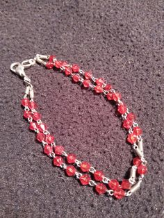 Check out this item in my Etsy shop https://www.etsy.com/listing/254088356/rescued-recycled-reconstructed-bracelet