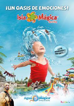 Comienza la campaña de Isla Mágica.